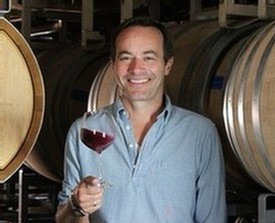 Fog Crest Vineyard winemaker Jerome Chery