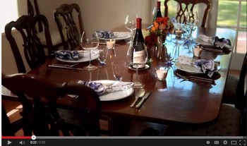 Holiday Food and Wine Pairing - Fog Crest Vineyard Video