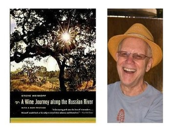 Steve Heimoff Book Signing at Fog Crest Vineyard