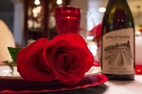 Valentine's Day Wine Dinner at Fog Crest Vineyard