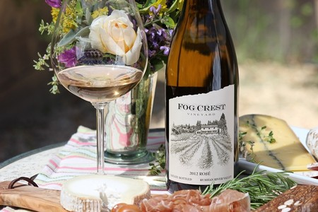Fog Crest Vineyard Rosé