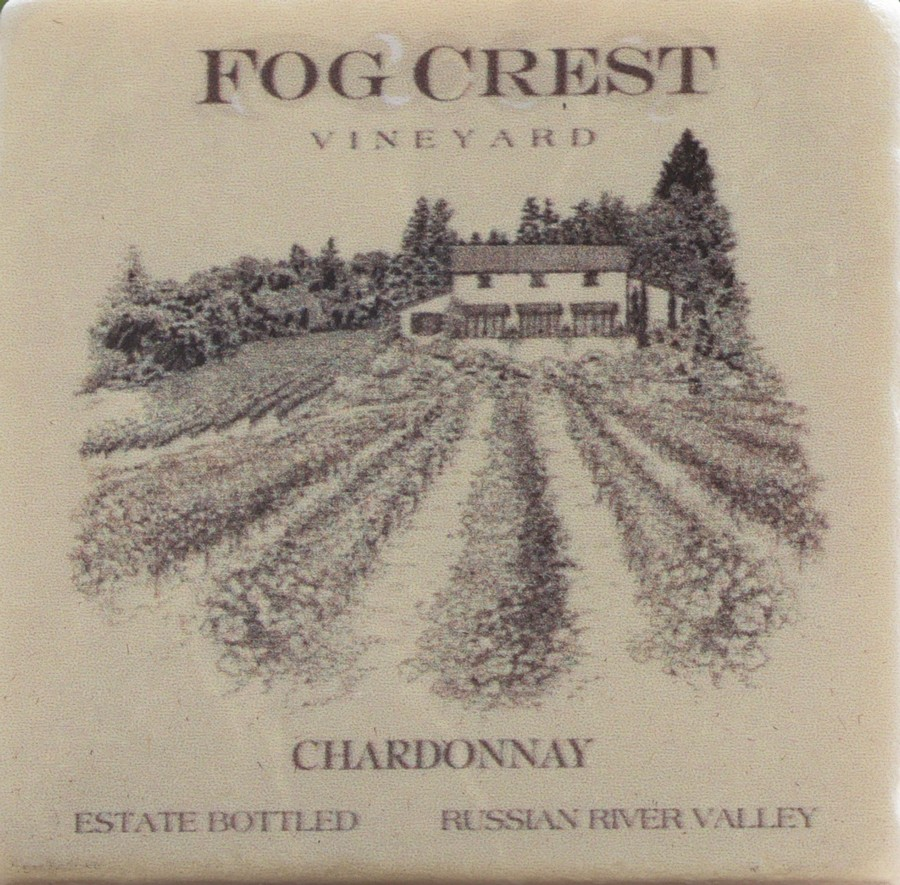 Coaster Single Chardonnay