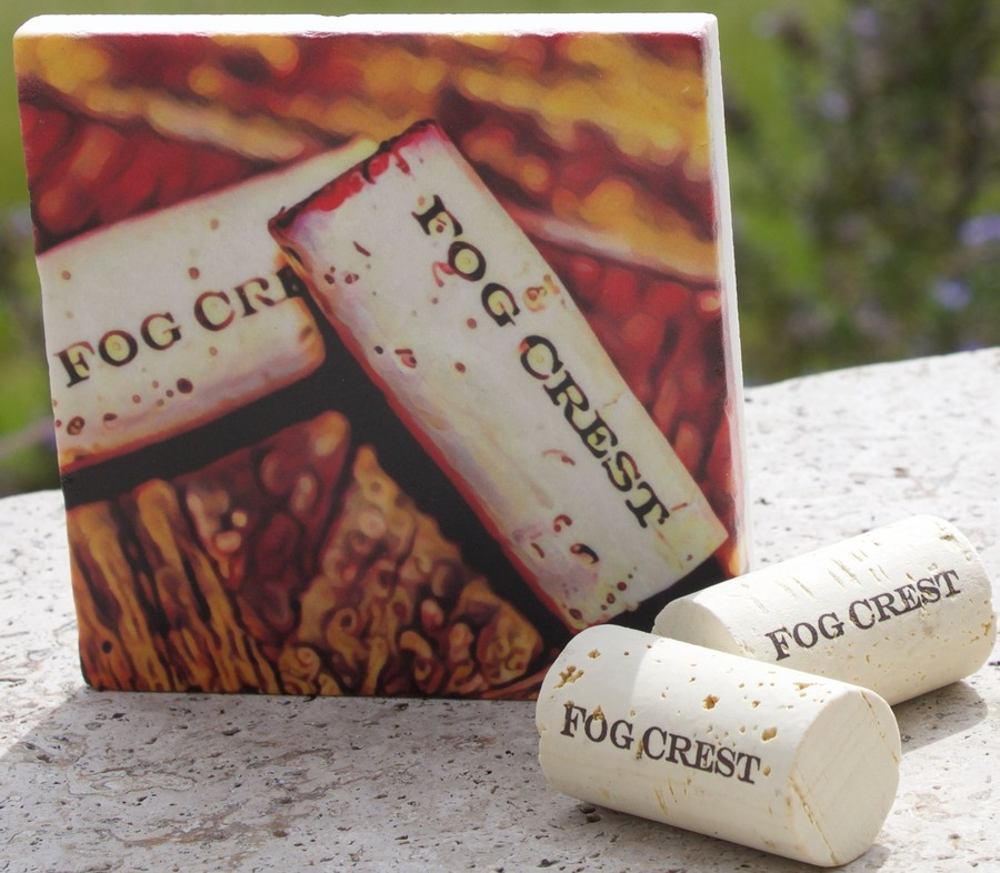 Marble Coaster Corks