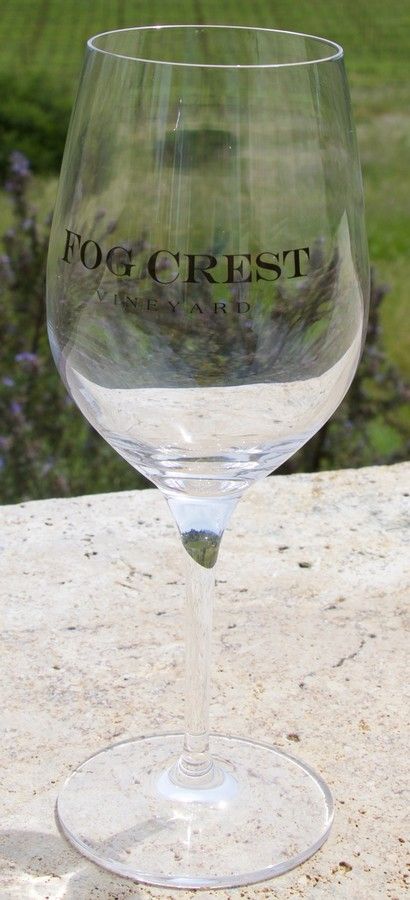Logo Glass 12.75 oz