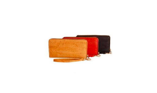 Zela Wallet/Clutch Natural