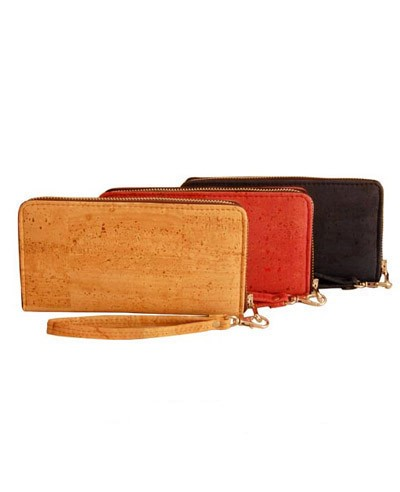 Zela Wallet/Clutch Red