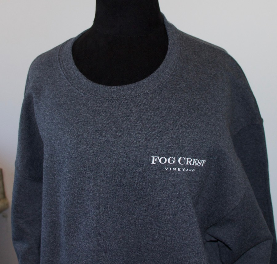 Men's Grey Sweatshirt-M
