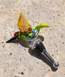Glass Hummingbird Btl Stop